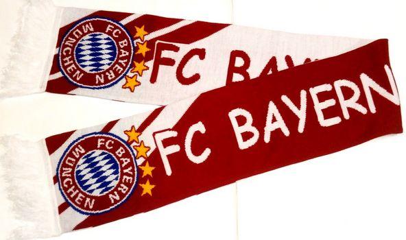 Шарф Бавария ФК (Мюнхен, Германия)   Шарф Баварія ФК (Мюнхен, Німеччина) 28095712049